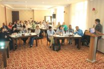 "The 2nd International Training Course on ""Strengthening TB Control in prisons of M/XDR-TB high-burden countries"""